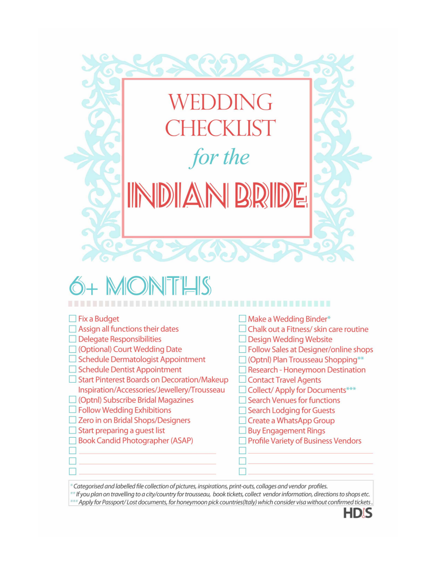 10 wedding checklist1