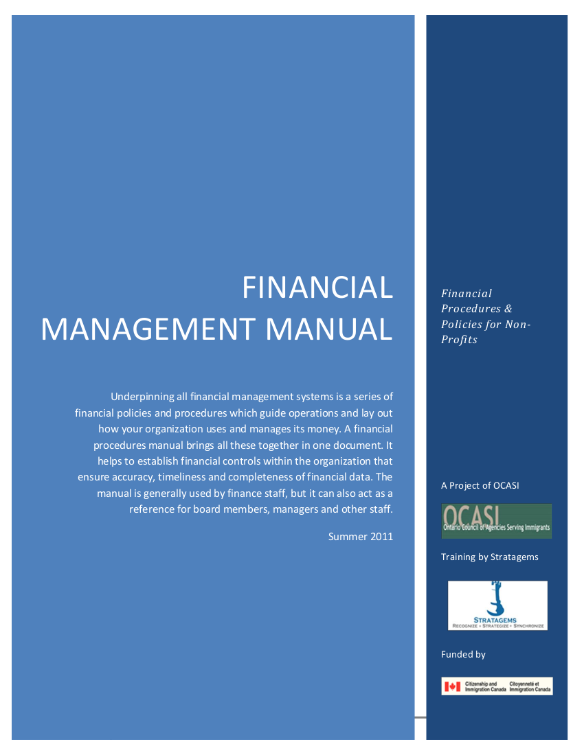 13 financial management manual v