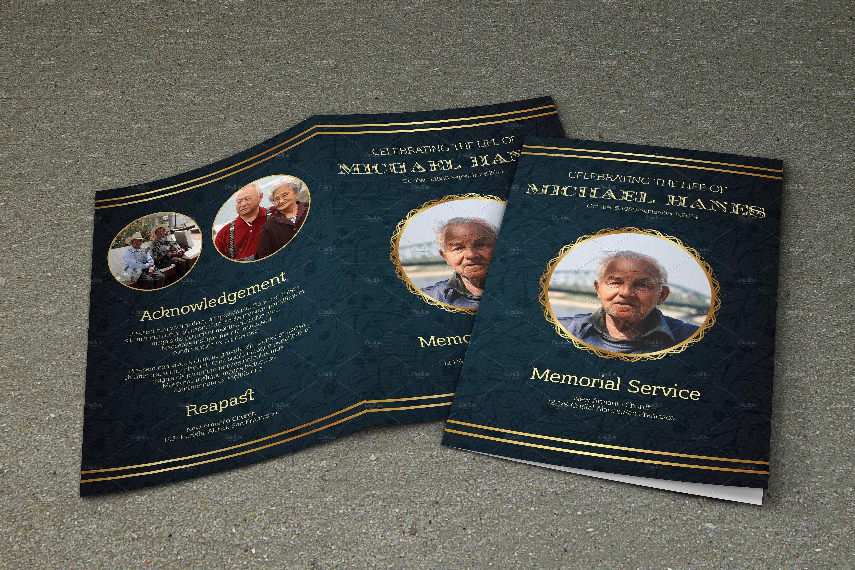funeral brochures