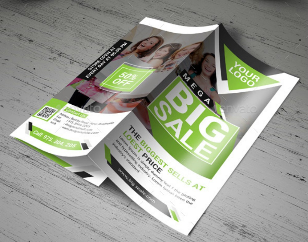 9 Sales Promotion Brochure Examples Editable Psd Ai Vector Eps