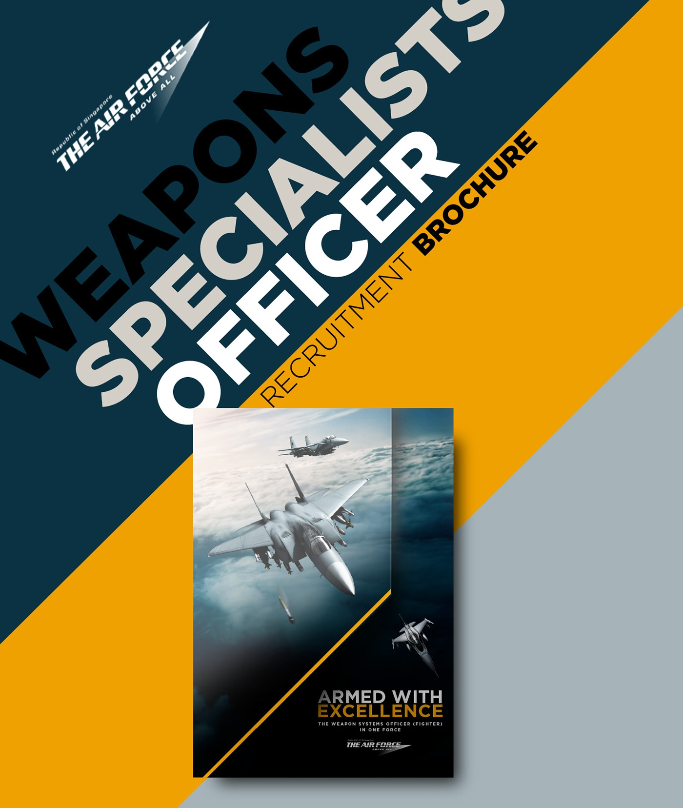 Airforce Recruitment Brochure