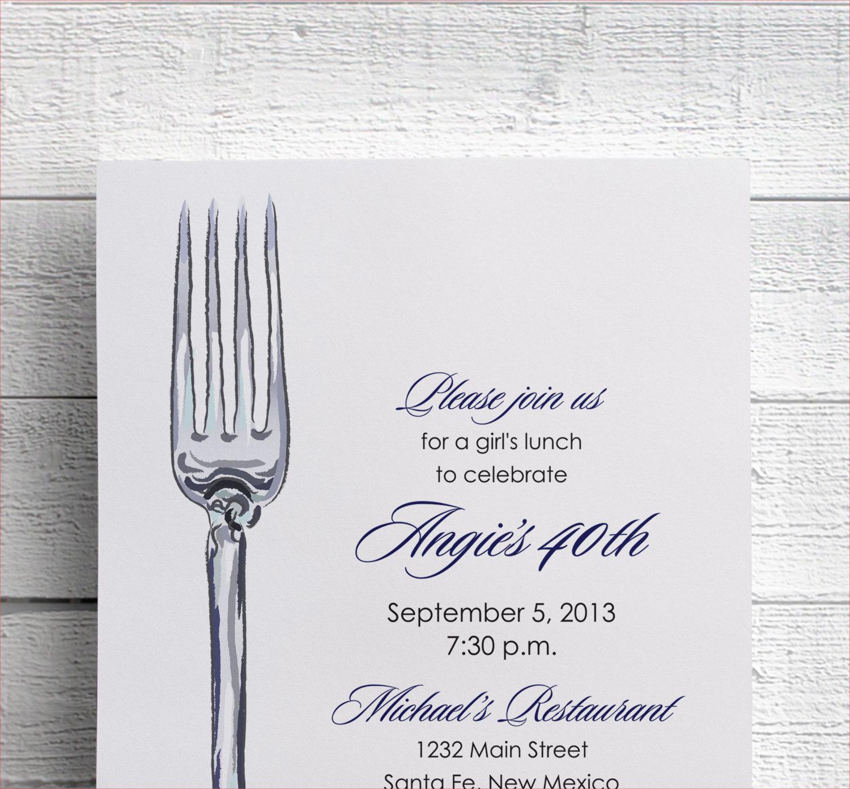 company dinner party invitation