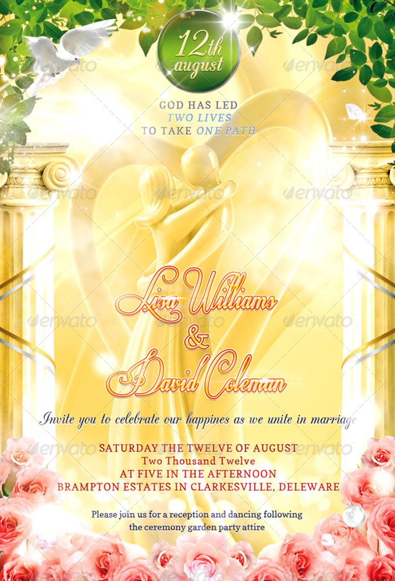 elegant wedding invitation3