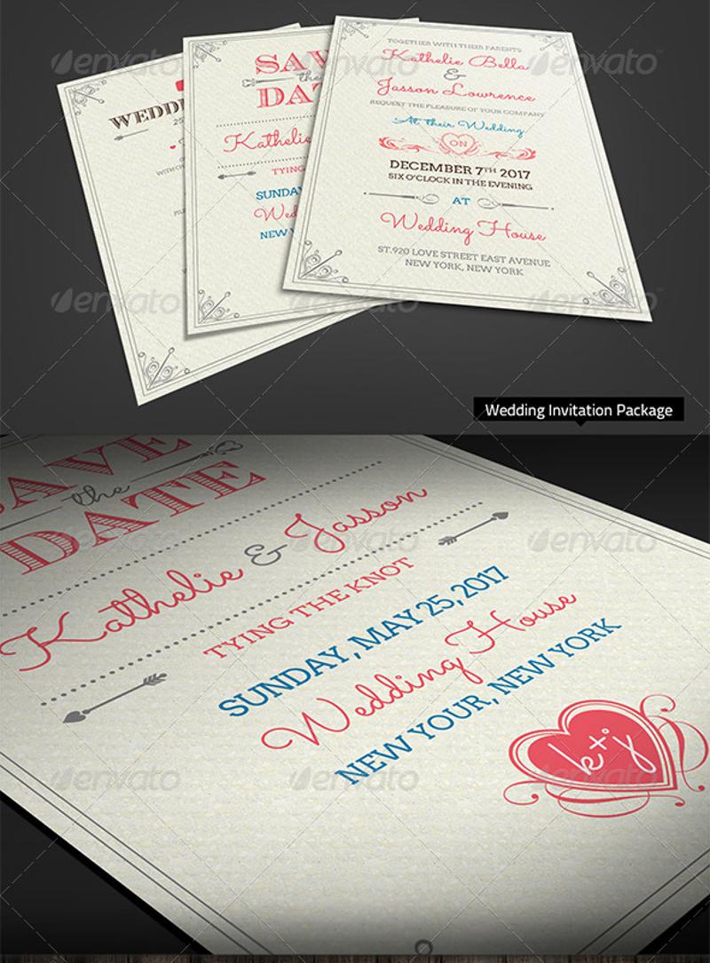 fresh royal wedding invitation