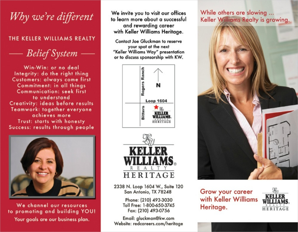Heritage Recruitment Brochure