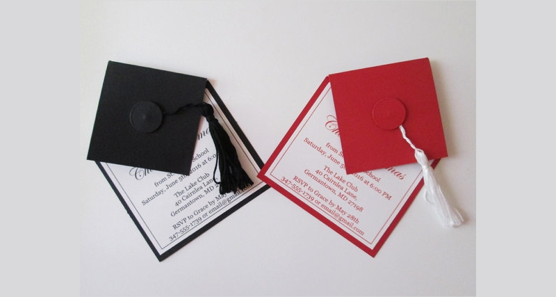 high school graduation party invitation
