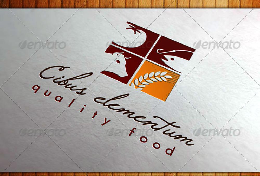 identity branding logo template