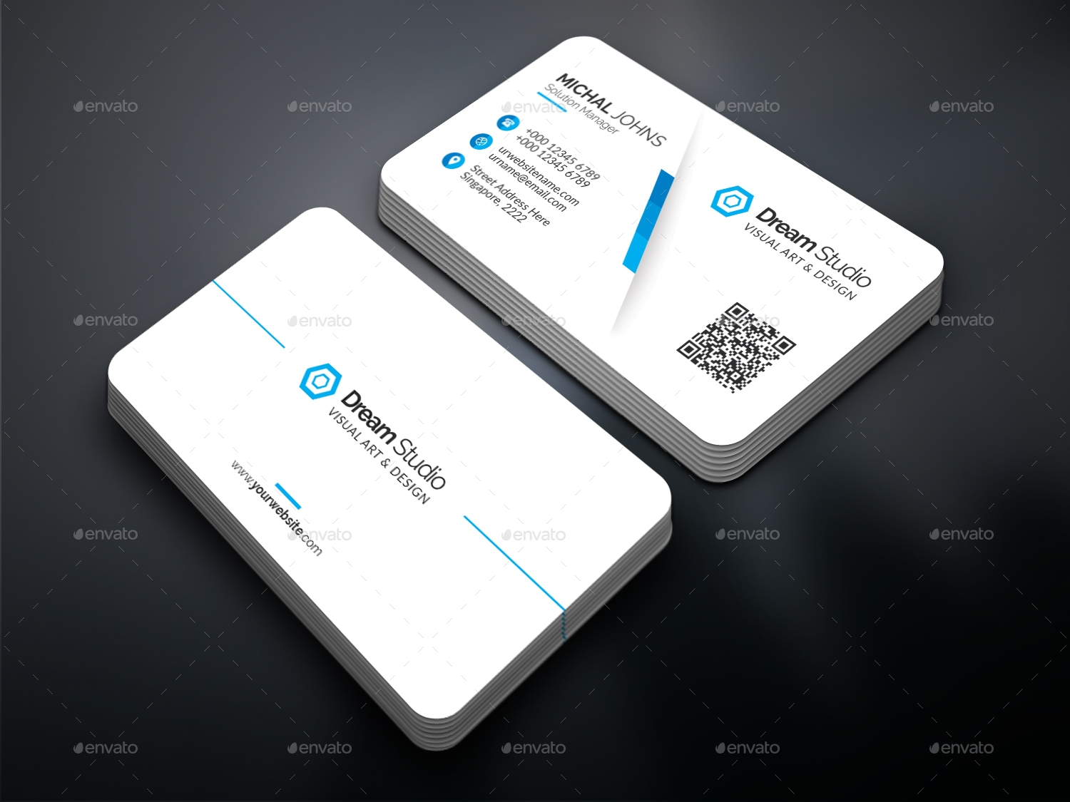30+ Business Card Templates and Samples