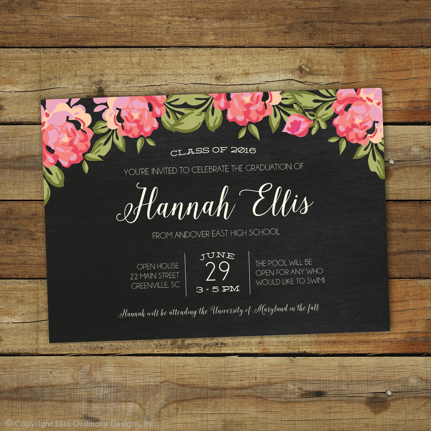19  graduation party invitation designs and examples