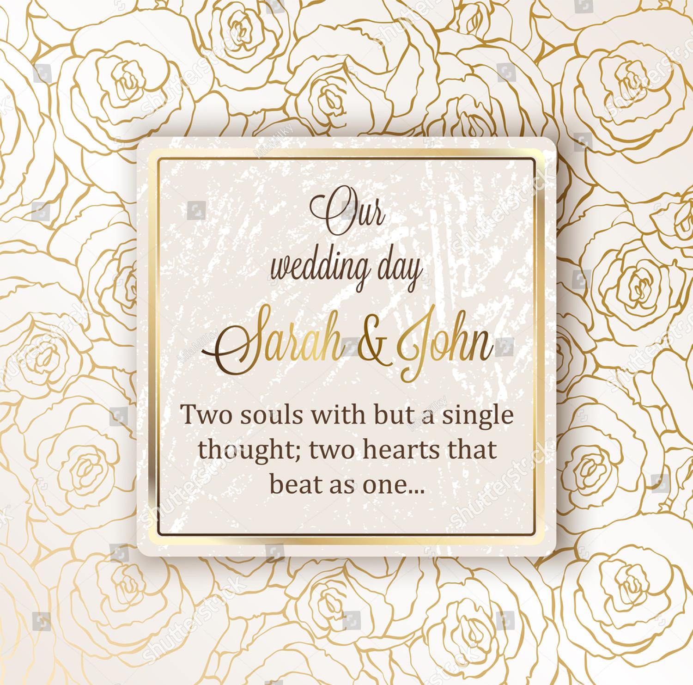 royal wedding invitation1