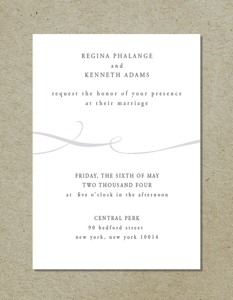 rustic wedding invitation4