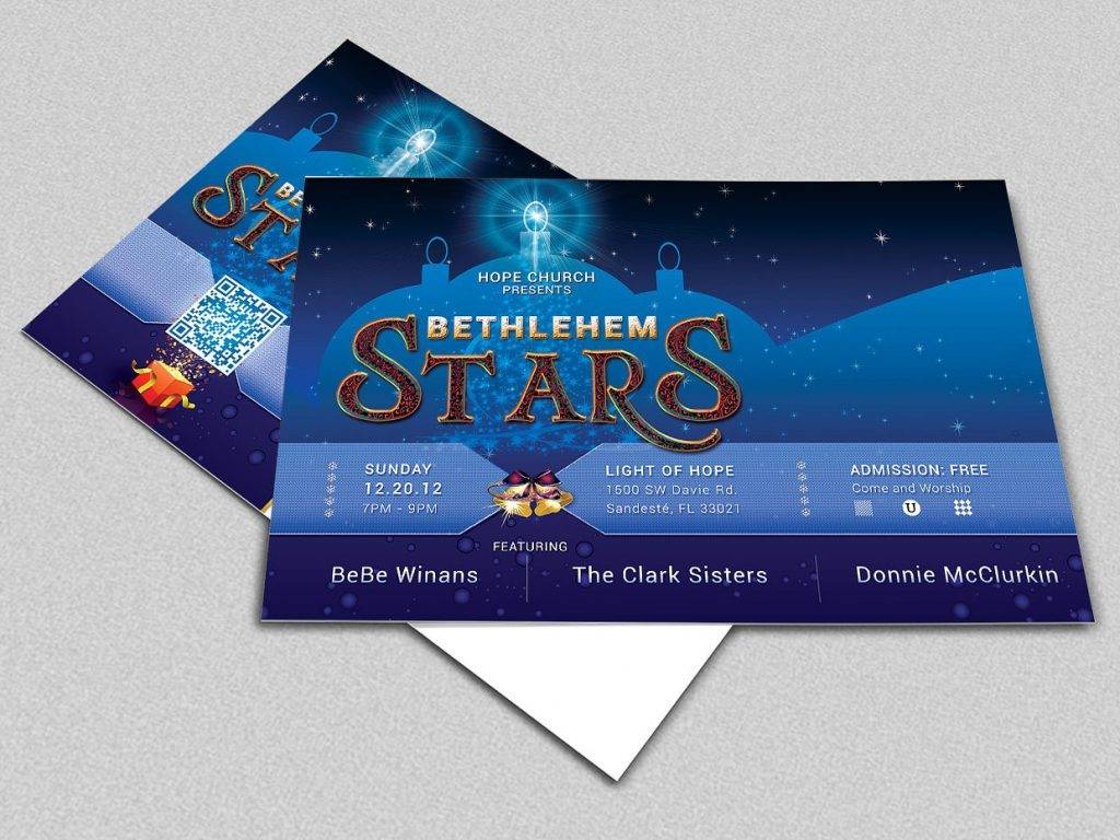 christmas postcard template preview2  1024x768