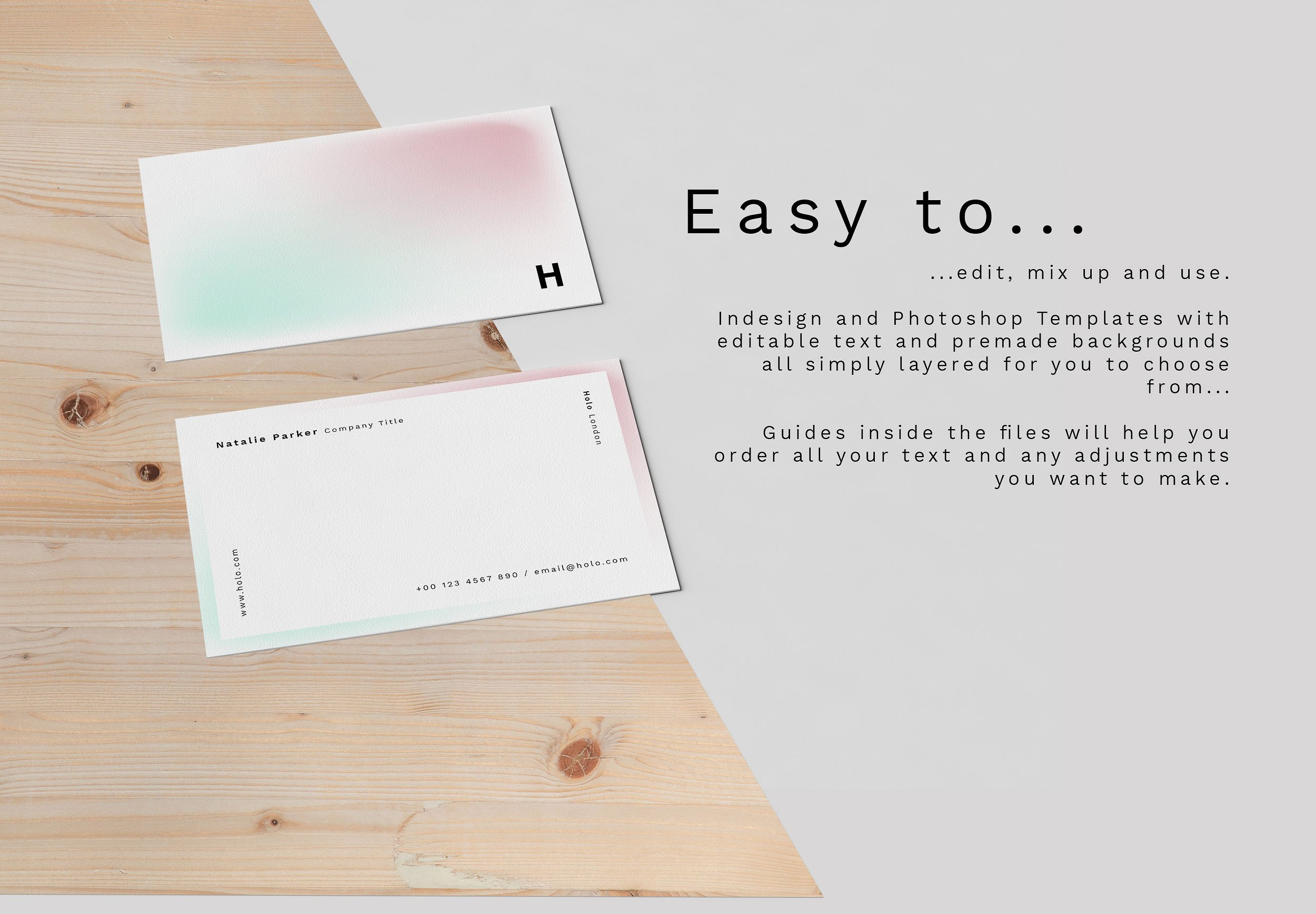 30 business card templates and samples holographic business card design colourmoves