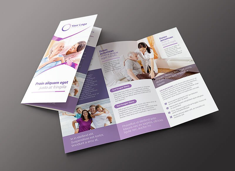 family services brochure template screenshot 01