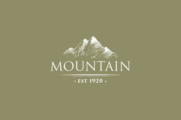 mountain logo 04