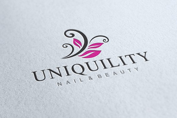 nail beauty salon logo - Nail Salon Logo Design Ideas