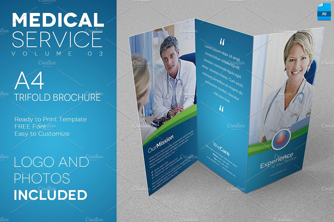 Medical Brochures Insssrenterprisesco - Medical brochure templates