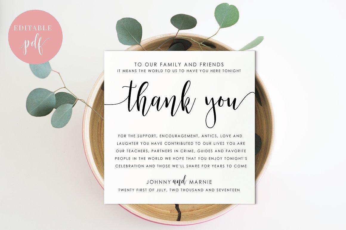thank a cm