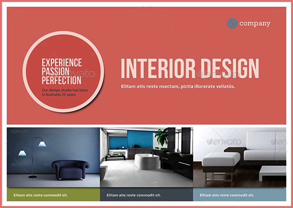 Free 11 Interior Design Portfolio Examples In Psd Ai Eps Vector Examples
