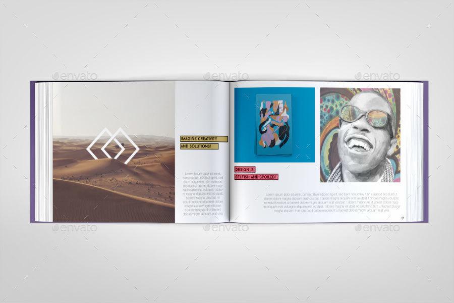 9  art portfolio examples