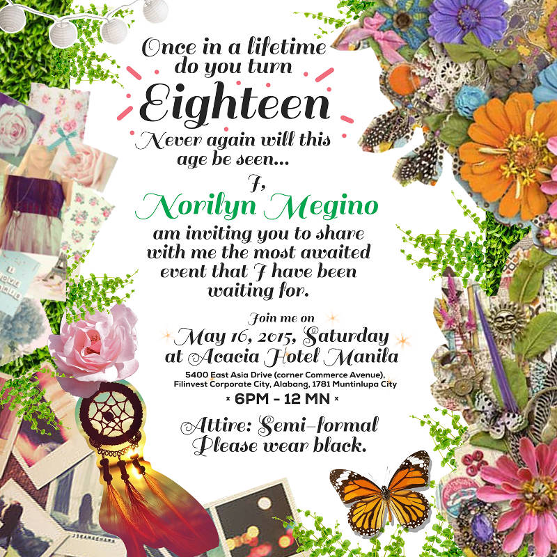 20 18th Birthday Invitation Designs And Examples PSD AI