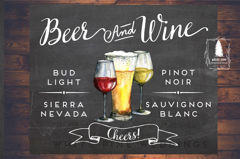 16  wine menu examples