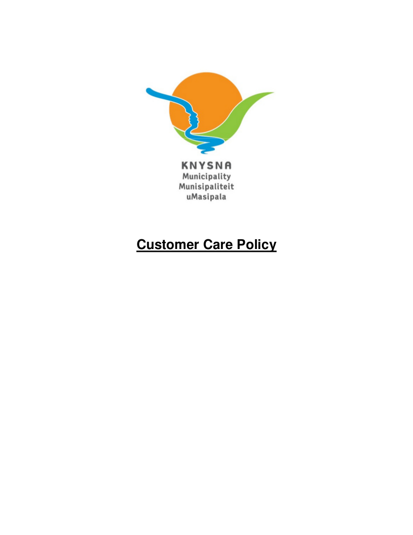 5 customer care policy 28 march 2013 final1