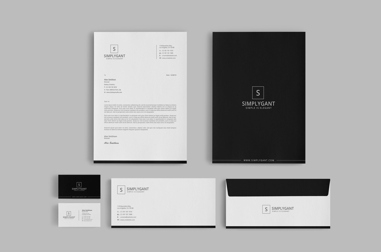 13 business branding examples samples editable psd ai 6 4 malvernweather Gallery