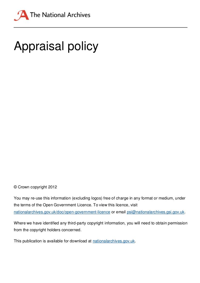 7 appraisal