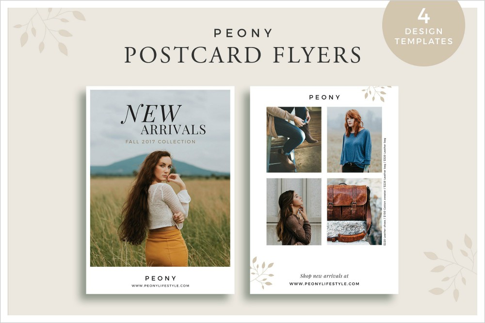 10 Small Business Postcard Examples
