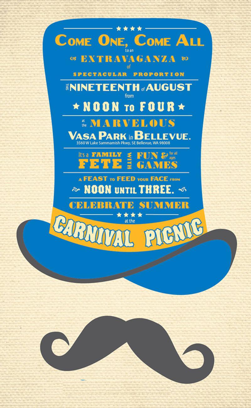 annual company picnic invitation