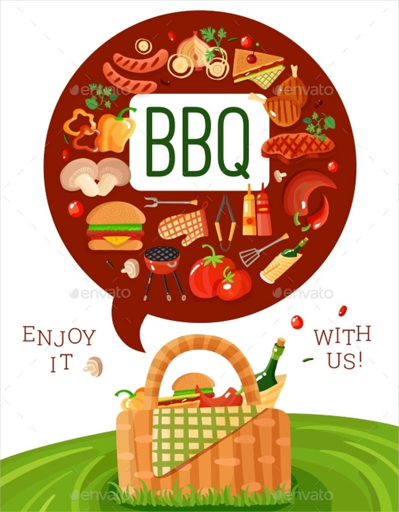 free 15  picnic invitation designs  u0026 examples in publisher