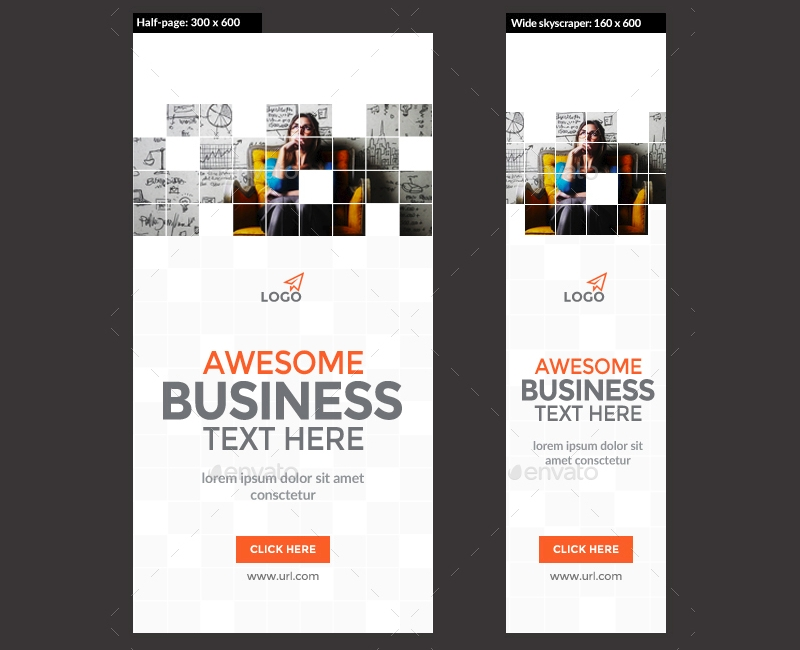 business corporate banner