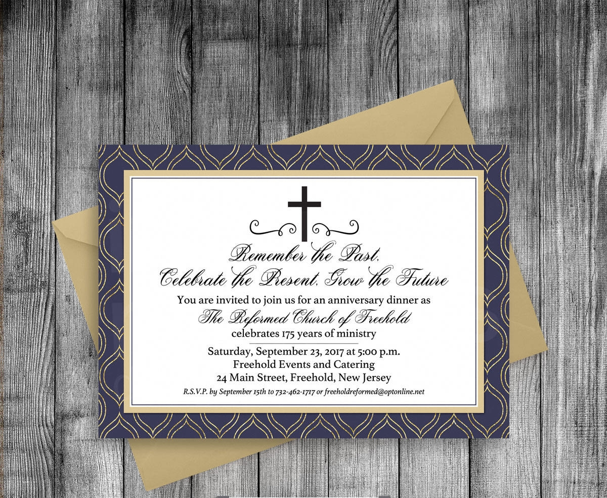 Free 14 Church Invitation Designs