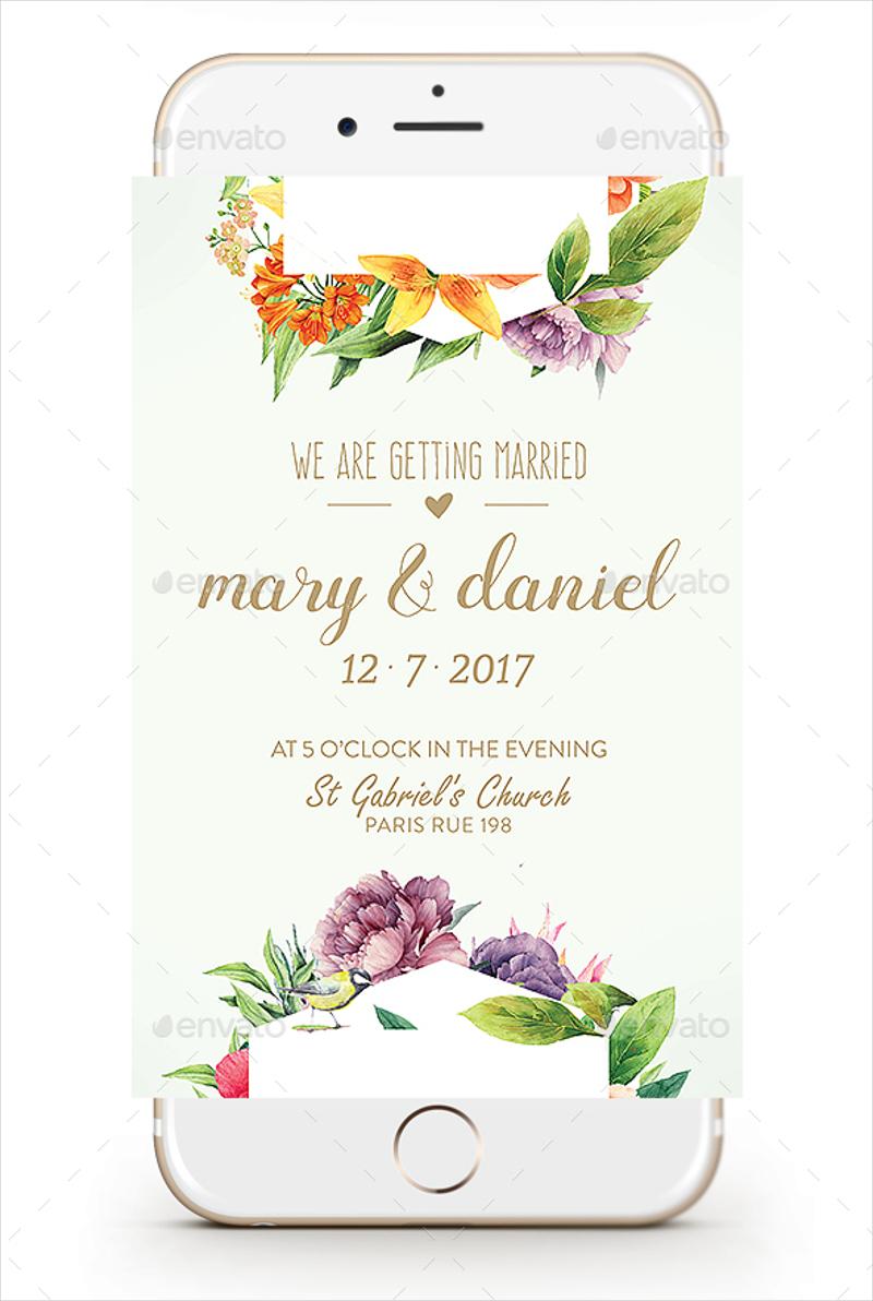 classic wedding invitation1