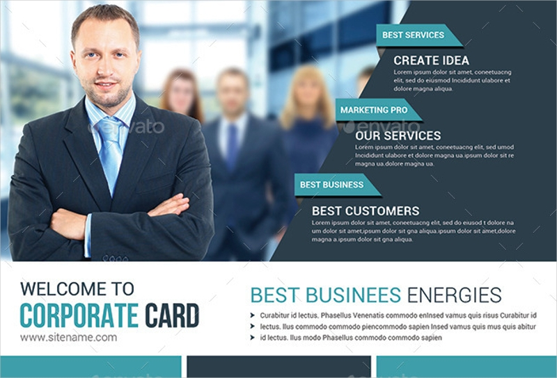 10 examples of business postcards editable psd ai format download company business postcard colourmoves