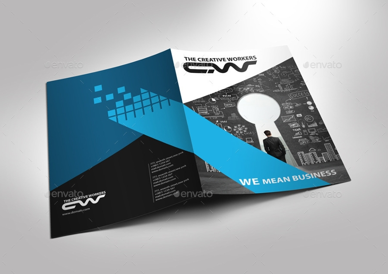consultancy business brochure