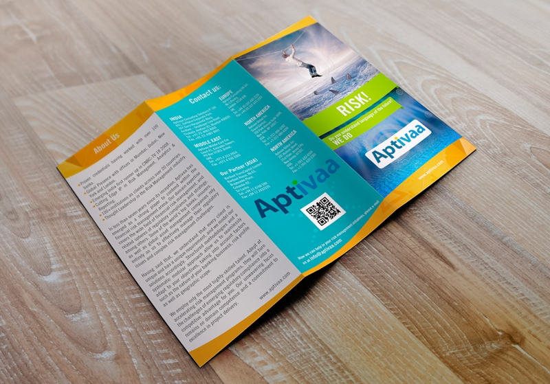 consultancy solutions brochure template