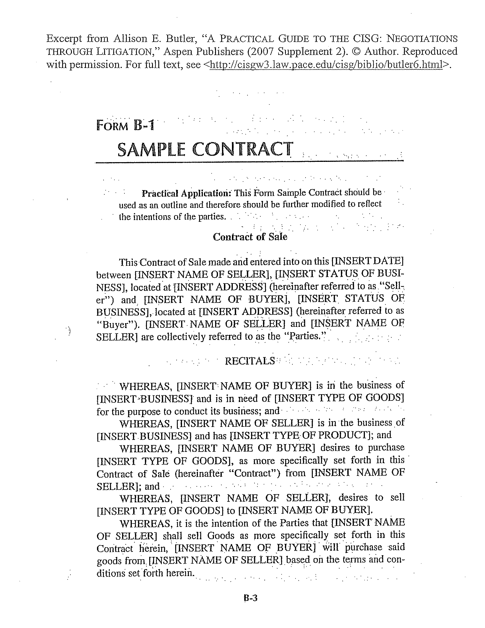 contract of sale 01