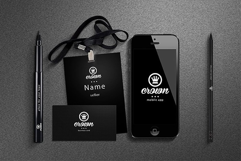 Corporate Branding or Identity Mockup
