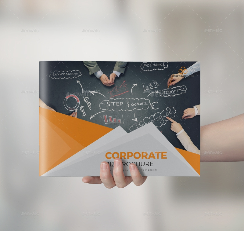 corporate multipurpose brochure design