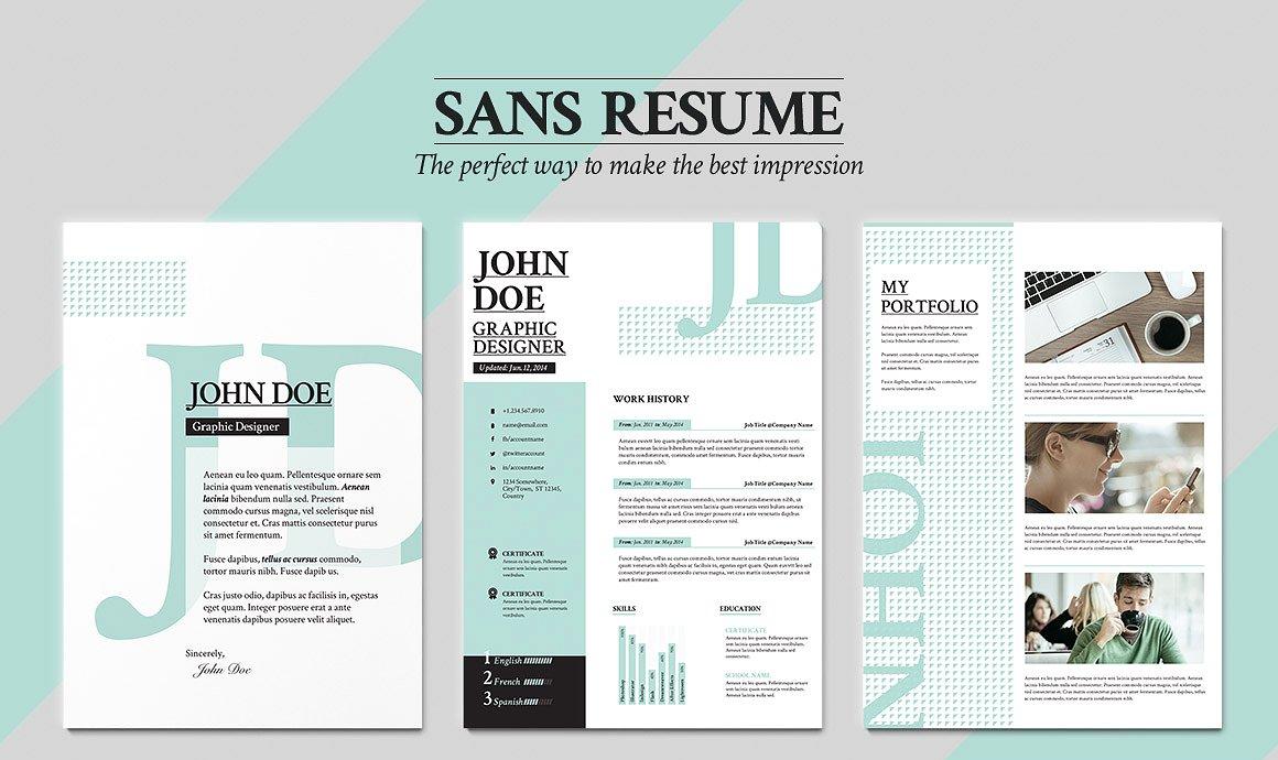 Professional Career Portfolio Examples  Editable Psd Ai