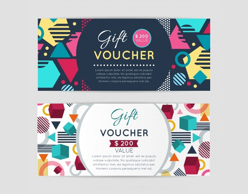 creative gift coupon