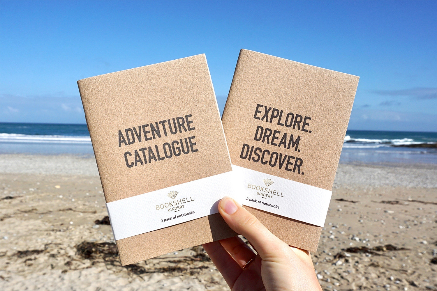 Cute Travel Adventure Catalog