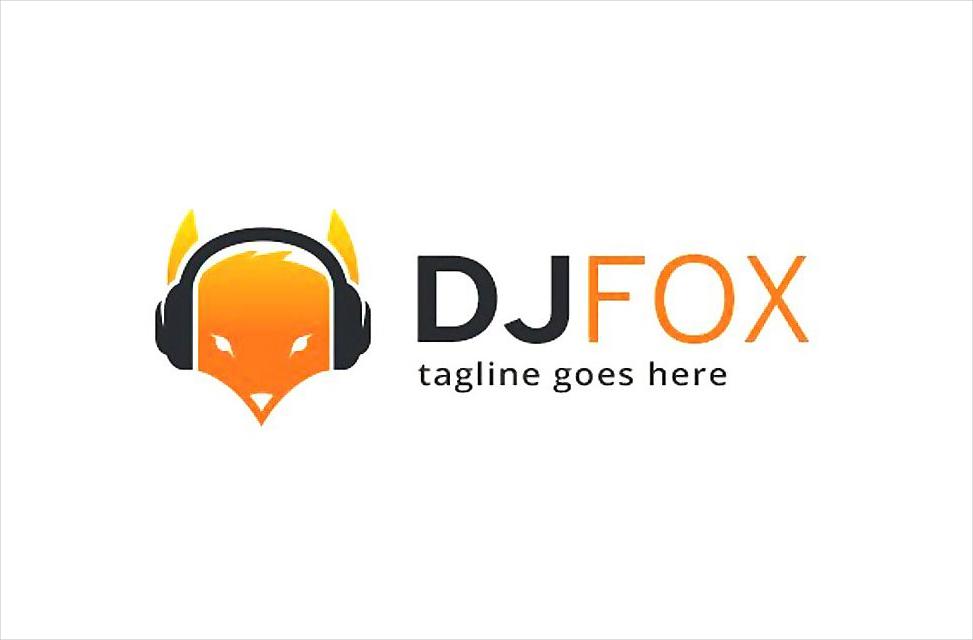 dj fox logo