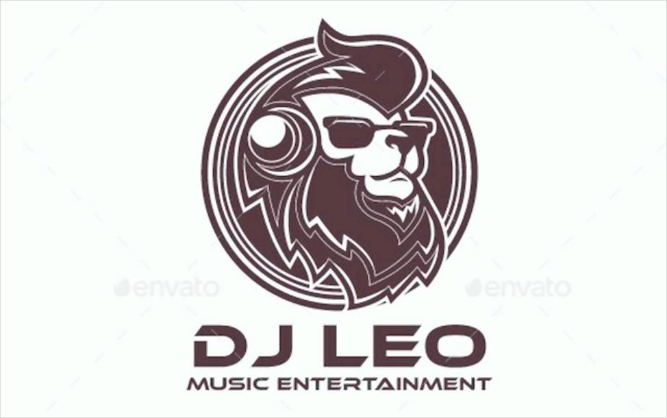 dj leo logo