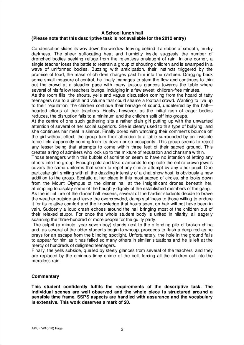 descriptive essay examples descriptive writing essay sample
