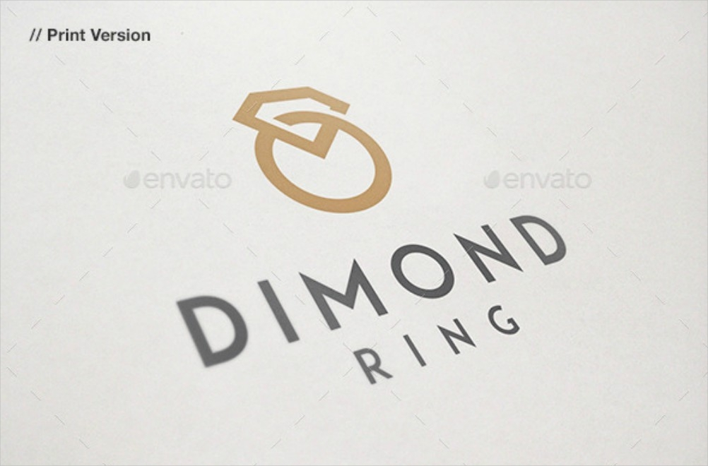 diamond jewelry logo