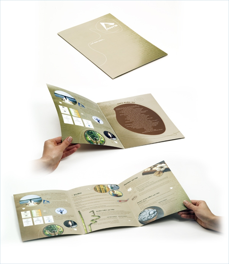 editable company brochure design