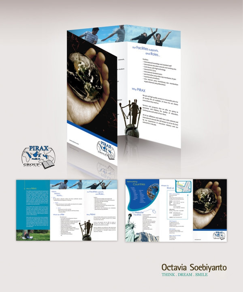 education consultancy brochure